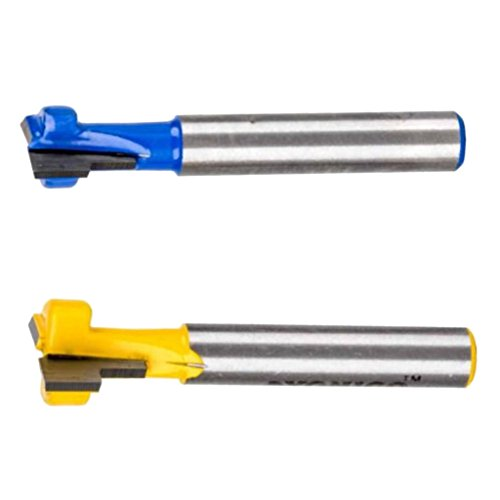drill bit set for router - 7