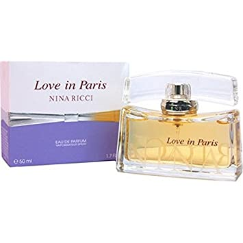 Ricci Love in Paris By Nina Ricci for Women. Eau De Parfum Spray 1.6 Ounces