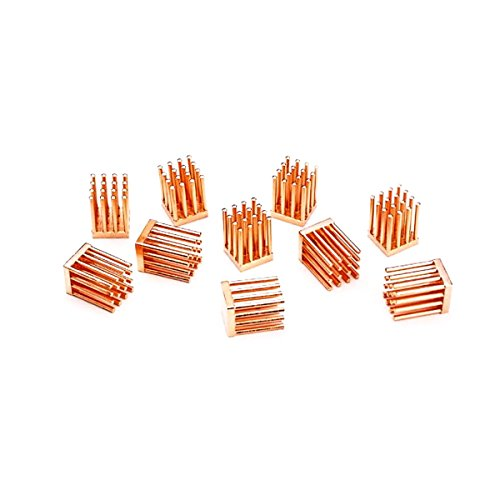 - Enzotech MOS-C10 Forged Copper MOSFET Heatsinks