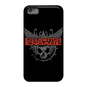 IanJoeyPatricia Apple Iphone 6plus Bumper Hard Phone Case Support Personal Customs Fashion Aerosmith Band Pattern [vTM113SKWO]