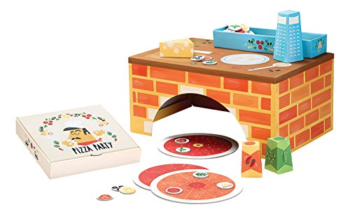 Krooom Pizza Party Playset (Pizza Playset Party)