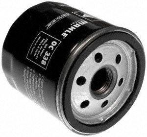 MAHLE Original OC 338 Engine Oil Filter, 1 Pack