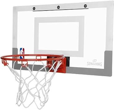 Spalding NBA Slam Jam Board - Juego de mini canasta y balón de ...