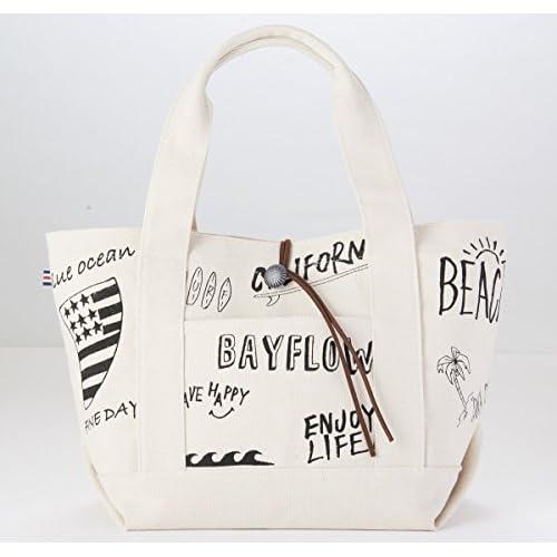 BAYFLOW surf tote bag book 付録