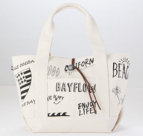 BAYFLOW surf tote bag book 画像 B