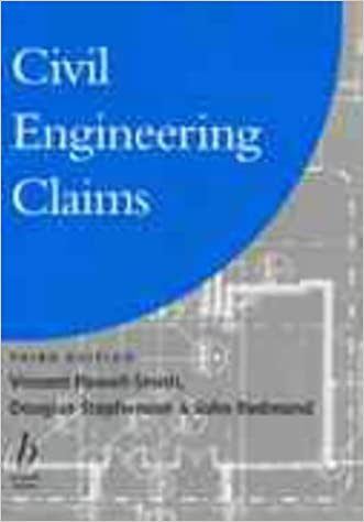Civil Engineering Claims Third Edition: Vincent Powell-Smith