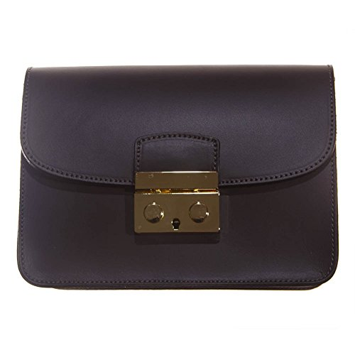 Borsa clutch, Pamela Marrone, in pelle