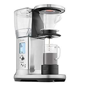 Breville Precision Brewer Pid Temperature Control Thermal Coffee Maker w/ Pour Over Adapter Kit – BDC455BSS
