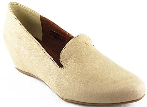 Andrea Conti Schuhe Pumps High Heels Echt Leder Taupe 2124
