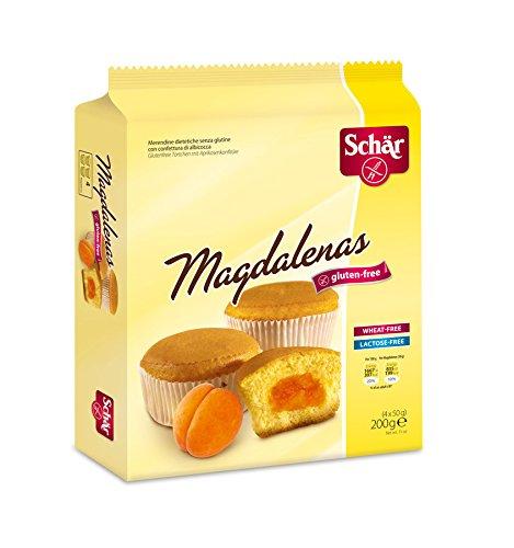 Petits-gteaux--labricot-Magdalenas