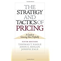 The Strategy and Tactics of Pricing (5th Edition)