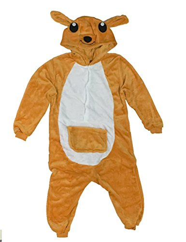 UDreamTime Kids Homewear Sleepsuit Animal Pajamas Halloween for sale  Delivered anywhere in Canada