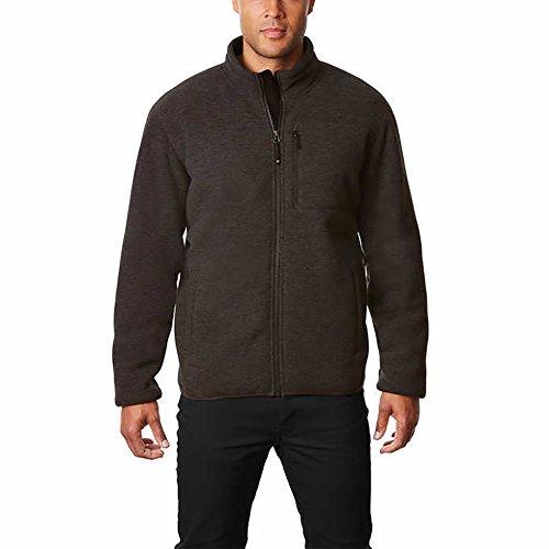 32 Degrees Sherpa Fleece Jacket