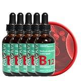 Biosense Clinic BioZkin Sublingual Vitamin B12 Methylcobalamin 50ml(100doses)