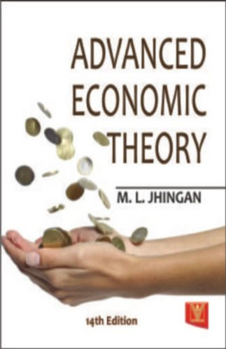 Advanced Economic Theory