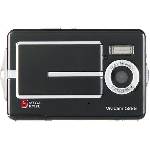 Vivitar 5 Megapixels Vivicam - Vivitar ViviCam 5299 5MP CMOS, 2.4