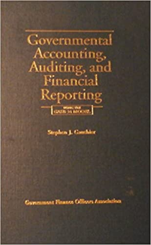 Governmental accounting auditing and financial reporting 2001 governmental accounting auditing and financial reporting 2001 fandeluxe Images