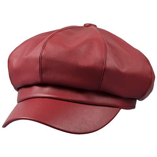 2653c57398d Sportmusies 8 Panels Newsboy Caps for Women