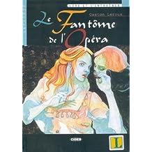 FANTOME DE L'OPERA LIVRE+CD