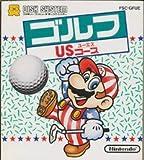 ディスクシステム ゴルフ USコース 任天堂
