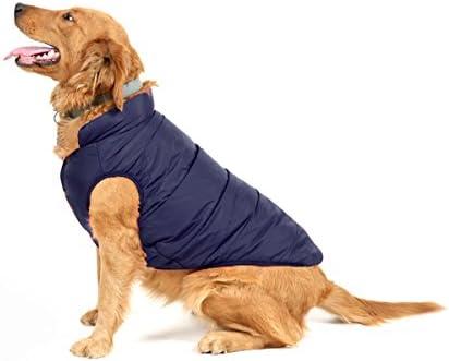PENVO Ropa para Perros de Mascotas, Abrigos y Chaquetas Impermeables de Invierno para Perros pequeños y medianos Grandes Chaleco de Perro Cachorro ...
