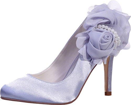 5 Femme Silver EU Find 36 Nice Sandales Argenté Compensées 7tqnxp0RwB