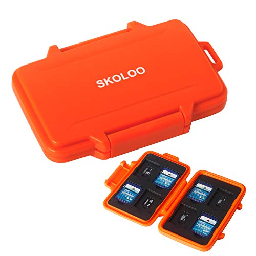 Skoloo Waterproof Memory Holder Storage product image