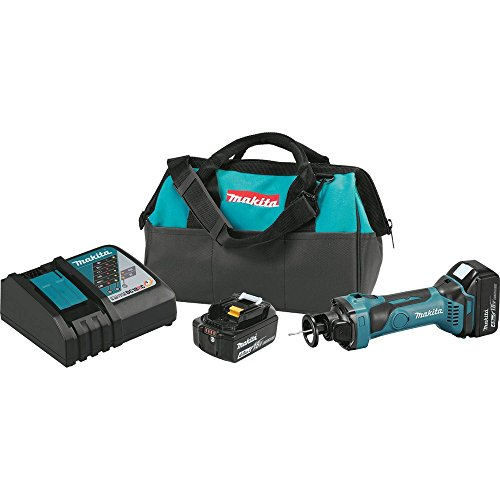 Makita XOC01MB 18V LXT Cut-Out Tool Kit