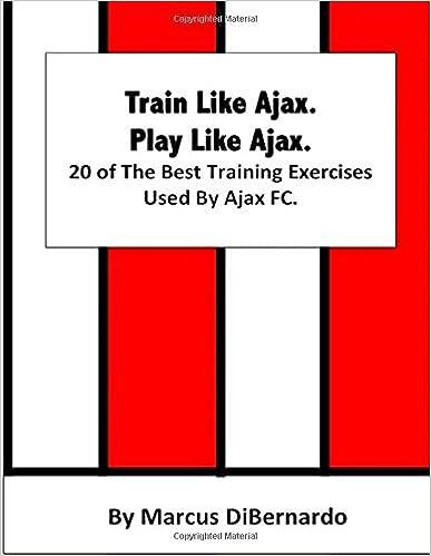 Book Train Like Ajax. Play Like Ajax.: 20 of The Best Training Exercises Used By Ajax FC