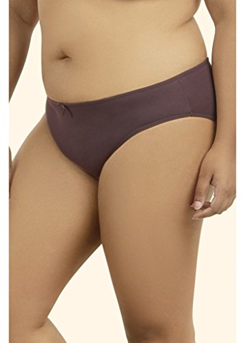 2ND DATE Women's Plus Size Panties Assorted Styles and Colors (Pack of 12) by 2ND DATE (Image #1)