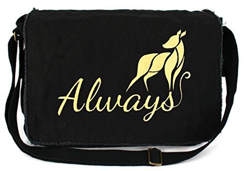 dancing-participle-always-doe-embroidered-black-messenger-bag