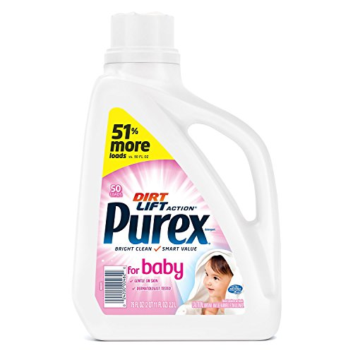 10 Best Baby Laundry Detergents 2019 Reviews