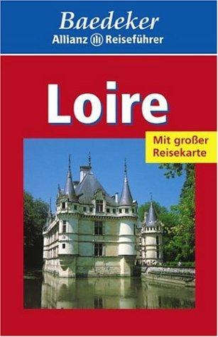 Baedeker Allianz Reiseführer Loire