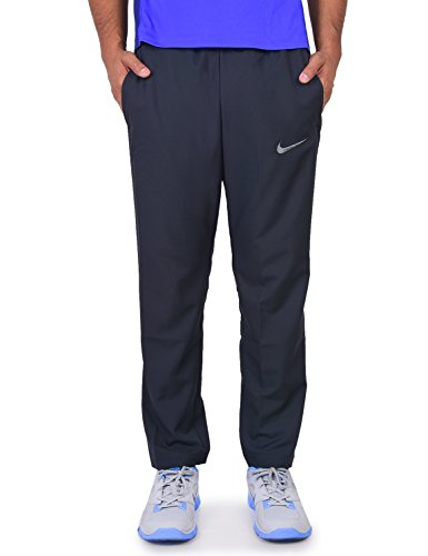 NIKE Dry Team Woven Pants Training Running Pants Mens Athletic Pants 800202-010 Size L - Nike Mens Team Woven Pant