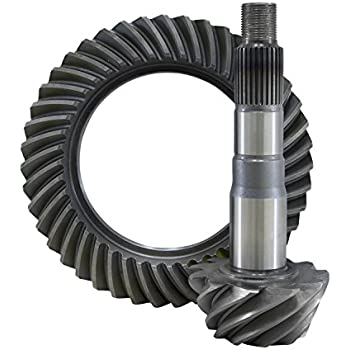 Yukon Gear /& Axle High Performance Ring /& Pinion Gear Set for Ford 8.8 Reverse Rotation Differential YG F8.8R-513R