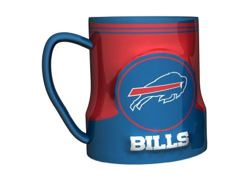 NFL Buffalo Bills Sculpted Game Time Mug, 18 - Stores Buffalo Mall