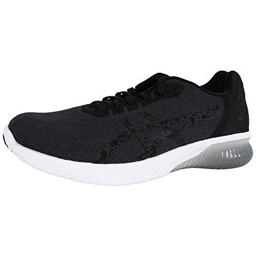 Asics Femmes Gel-kenun Chaussures De Course Fantôme / Noir / Blanc