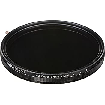 Genustech 77mm Variable Neutral Density and Circular Polarizer Filter
