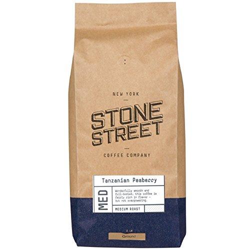 ount Kilimanjaro' Ground Coffee | Light/Medium Roast | 2 LB Bag | Single Origin (Light Roast Medium Roast Coffee)