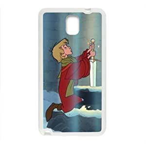 Happy Sword in the Stone Case Cover For samsung galaxy Note3 Case