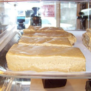 Penuche Fudge in a One Pound Gift Box