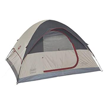 Coleman 4-Person Traditional C&ing Tent  sc 1 st  Amazon.com & Amazon.com : Coleman 4-Person Traditional Camping Tent : Sports ...