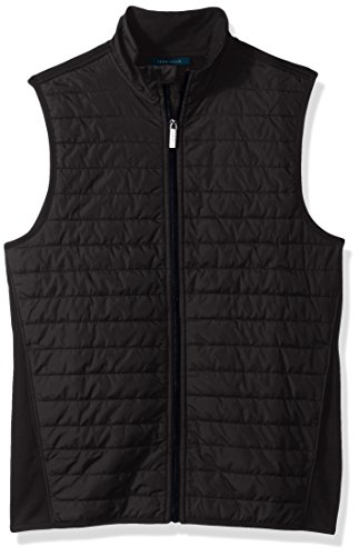 Quilted Mens Vest - 2