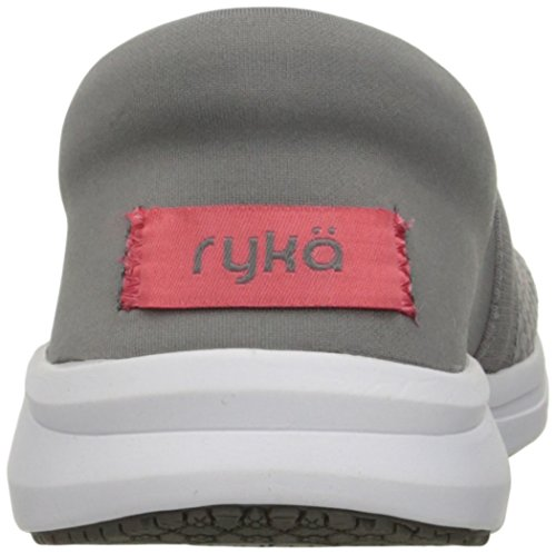 Ryka Womens Seashore Sr Fashion Sneaker Grigio / Corallo