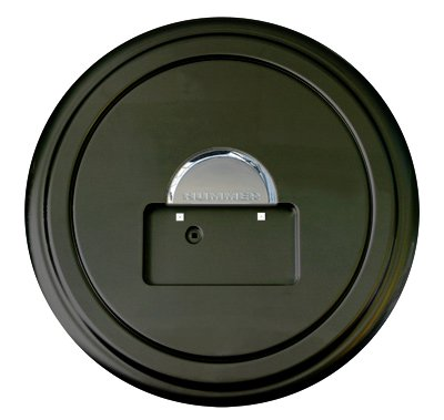 Used, Hummer H2 Rigid Tire Cover & Chrome Dome - (Hard Plastic for sale  Delivered anywhere in USA