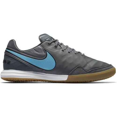 Nike Tiempox Proximo IC mens soccer-shoes 843961-049_9 - Dark Grey/Polarized Blue-Gum Light Brown (Cycling Womens Shoes Nike)