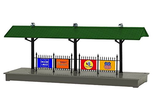 Lionel Illuminated Station Platform Train