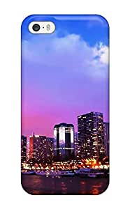 High-quality Durability Case For Iphone 5/5s(city Of Paris ) by icecream design