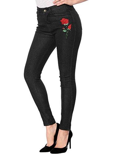 Applique Jeans - 1