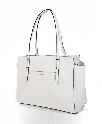 Guess GS642110 Bolso De Hombro Mujer Blanco